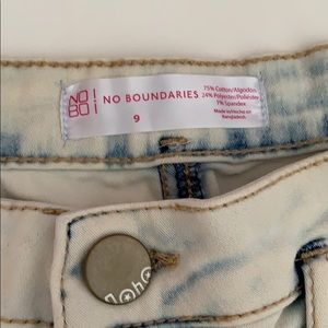 No Boundaries Shorts - High waisted jean shorts!